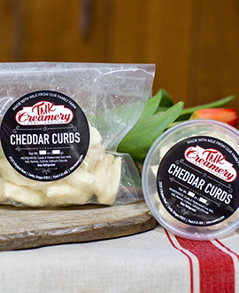 Cheddar Curds *Local Pickup Only*