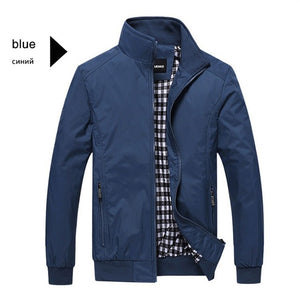 Jacket Men Fashion Casual Loose  Mens Jacket Sportswear Bomber Jacket Mens jackets and Coats Plus Size M- 5XL