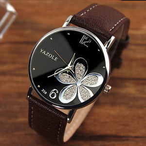 YAZOLE Ladies Wrist Watch Women 2017 Brand Famous Female Clock Quartz Watch Hodinky Quartz-watch Montre Femme Relogio Feminino