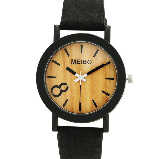 Meibo Simple Women Men Watches Luxury Business Quartz Wrist Watch Bracelet Relogio Feminino Masculino Digital Montre Femme Gift