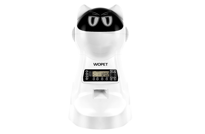 Pet feeder- Automatic dog feeder hot sale-Wopet F03