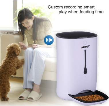 wopet automatic feeder