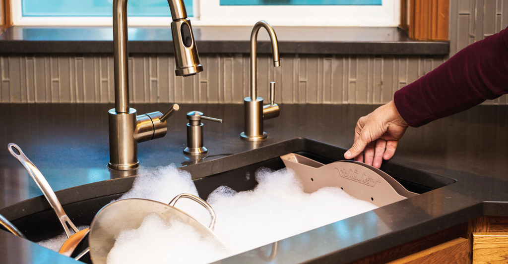 Sink Safe Multi-Purpose Knife Caddy