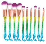 Eternal Mermaid Makeup Brush Set