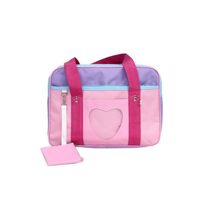Digital Love Shoulder Bag