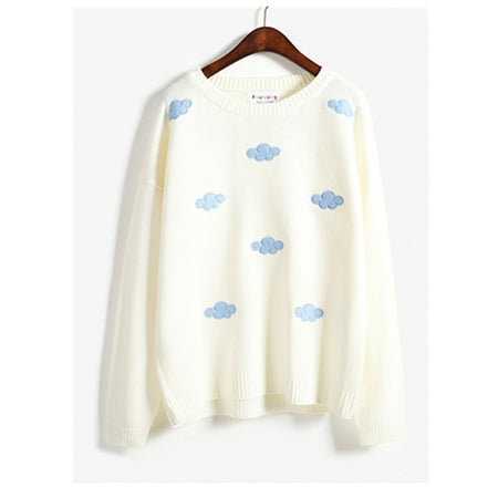 Teenage Dream Cloud Sweater