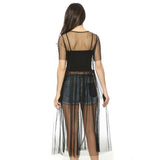 Maximum Minimum Sheer Dress