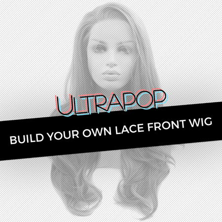 Build Your Own Custom Lace Front Wig