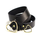 Punk Love Faux Leather Belt
