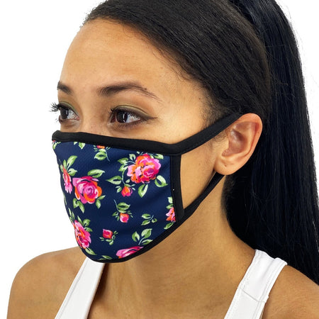 Secret Rose Garden Face Mask