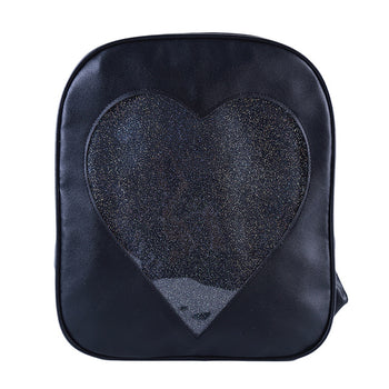 Heart of Glass Window Backpack
