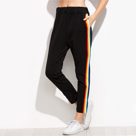 Rainbow Warrior Track Pants