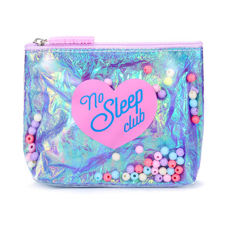 No Sleep Club Coin Purse
