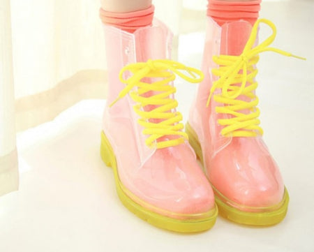 Jelly Bean Ankle Boot