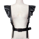 Alice Faux Leather Harness Belt