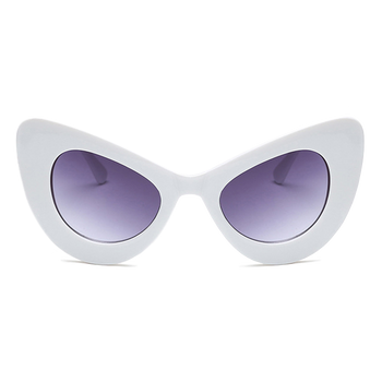 Betamax Cat Eye Sunnies