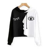Klaus Nomi Hooded Sweater