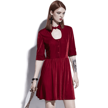 Other Voices Keyhole Dress