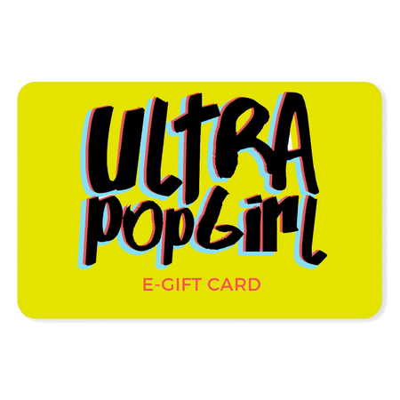 Ultrapop E-Gift Card