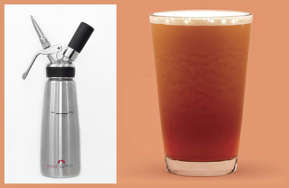 Nitro Coffee Dispenser, Nitro Tea Dispenser, Nitro Coffee Maker, Nitro Tea Maker
