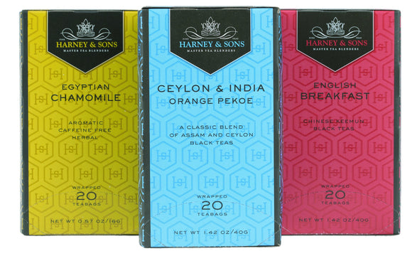 Harney and Sons Premium Teabags