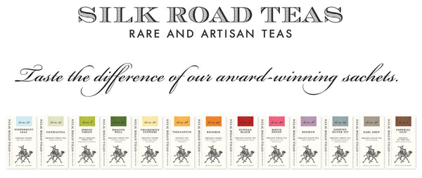 Silk Road Teas wholesale at Sip Sense
