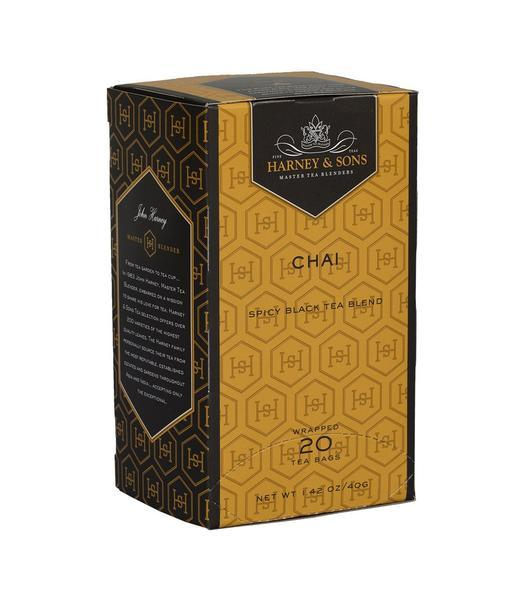 CHAI, CASE OF 6 BOXES (120 PREMIUM TEABAGS) - Sip Sense
