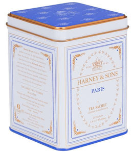 PARIS, CLASSIC TIN OF 20 SACHETS - Sip Sense