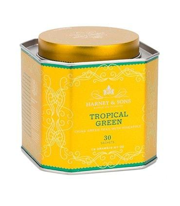 TROPICAL GREEN, HRP TIN OF 30 SACHETS - Sip Sense