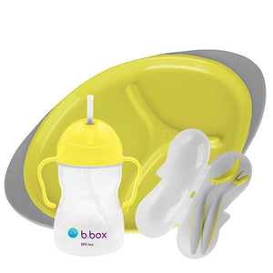 feeding set – lemon sherbet