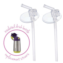 insulated drink bottle replacement straw pack