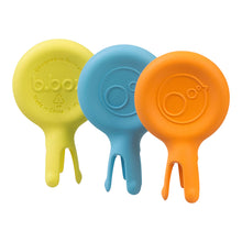 *NEW* mini flork 3 pack - orange/blueberry/yellow