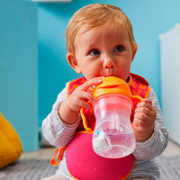 *NEW* sippy cup - mango