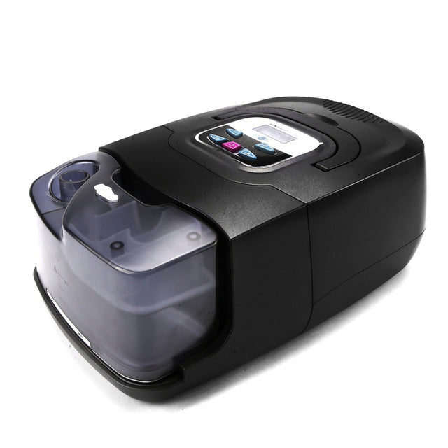 Black Auto CPAP Machine