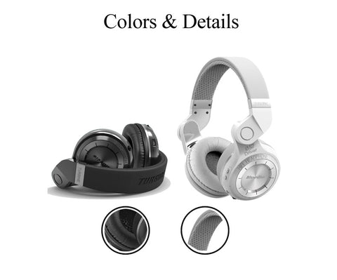 Bluetooth Headphones On Ear with Mic