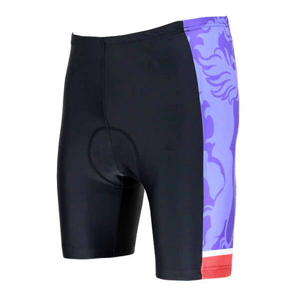 44314785b UK Union Jack Cycling Padded Bike Shorts Spandex Clothing and Riding Gear  Summer Pant Road Bike