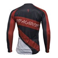 ILPALADINO Men's Long Sleeves Cycling Jerseys Winter Exercise Bicycling Pro Cycle Clothing Racing Apparel Outdoor Sports Leisure Biking Shirts (Velvet) NO.774 -  Cycling Apparel, Cycling Accessories | BestForCycling.com