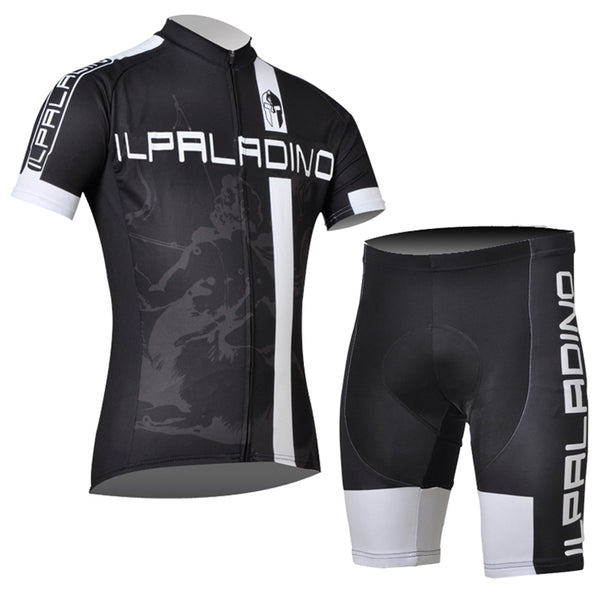ILPALADINO Human Head Horse Body Man's Short-sleeve Cycling Suit Team Kit Jacket T-shirt Summer Spring Autumn Clothes Sportswear Black NO.005 -  Cycling Apparel, Cycling Accessories | BestForCycling.com