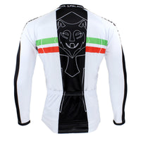 Men's Sportwear Long-sleeve Cycling Jersey Spring Autumn Summer Shirt 011 -  Cycling Apparel, Cycling Accessories | BestForCycling.com
