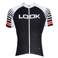 LOOK Men's Top Cycling Suit/Jersey Summer T-shirt NO.028 -  Cycling Apparel, Cycling Accessories | BestForCycling.com