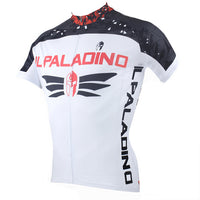 Maple Leaf Man's Short-sleeve Cycling Jersey Team T-shirt Summer Wing NO.006 -  Cycling Apparel, Cycling Accessories | BestForCycling.com