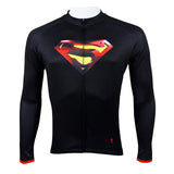 Superman Cycling Jerseys Super Hero Short/Long-sleeve biking Jersey Suit NO.035 -  Cycling Apparel, Cycling Accessories | BestForCycling.com