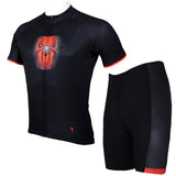 Marvel Super Hero Short/Long-sleeve Summer Spring Men's Cycling Jersey/Suit T-shirt Summer Spring Autumn Clothes Team Kit Sportswear Spider man NO.036 -  Cycling Apparel, Cycling Accessories | BestForCycling.com