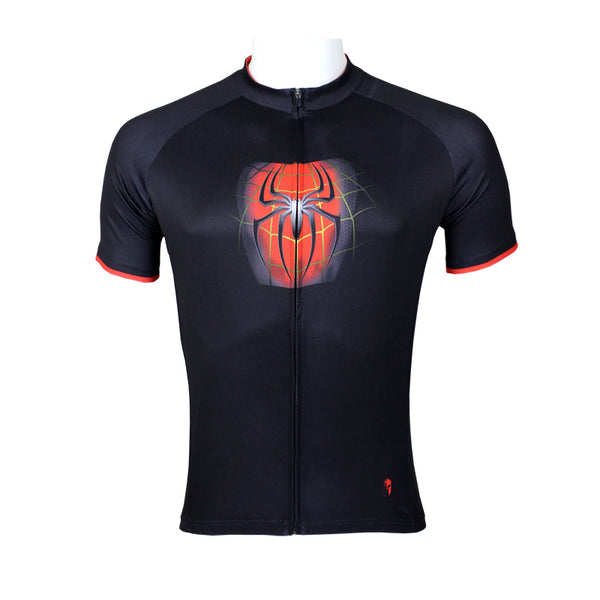 Spider man Cycling Jerseys Marvel Super Hero Men's Cycling Jersey/Suit T-shirt Spider man NO.036 -  Cycling Apparel, Cycling Accessories | BestForCycling.com
