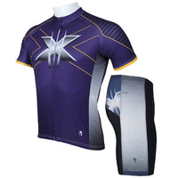 Wolverine(X-man) Cycling Jerseys Marvel Comics Super Hero Short/Long-sleeve Cycling Jersey Wolverine(X-man) NO.039 -  Cycling Apparel, Cycling Accessories | BestForCycling.com
