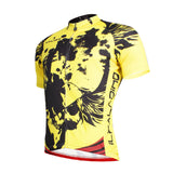 ILPALADINO  Cycling Jersey for Men Rock Style Mountain Comfortable Biking Clothes Pro Cycle Clothing Racing Apparel Outdoor Sports Leisure Biking T-shirt  NO.660 -  Cycling Apparel, Cycling Accessories | BestForCycling.com