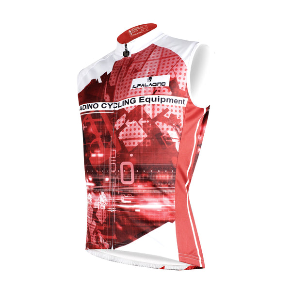 Time Red Men's Cycling Sleeveless Bike Jersey T-shirt Summer Spring Road Bike Wear Mountain Bike MTB Clothes Sports Apparel Top NO.W 672 -  Cycling Apparel, Cycling Accessories | BestForCycling.com