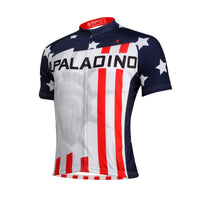 Ilpaladino American Style the Statue of Liberty Breathable Cycling Jersey Men's  Short-Sleeve Sport Bicycling Shirts Summer Quick Dry  Wear NO.008 -  Cycling Apparel, Cycling Accessories | BestForCycling.com