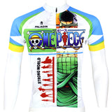 ONE PIECE Series Pirates Roronoa Zoro Swordsman Men's Short-sleeve Cycling Jersey Team Leisure Jacket T-shirt Summer Spring Autumn Clothes Sportswear Anime NO.069 -  Cycling Apparel, Cycling Accessories | BestForCycling.com