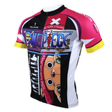 ONE PIECE Series Sea Kings Anime Manga Pirates Tony Tony Chopper Men's Cycling Suit/Jersey Team Kit Jacket T-shirt Summer Spring Autumn Clothes Sportswear Cartoon Blue-nosed Reindeer NO.071 -  Cycling Apparel, Cycling Accessories | BestForCycling.com